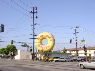 Donut King - Western & Marine - Gardena