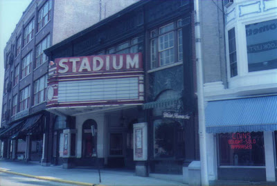 Stadium Theatre - Woonsocket 1985