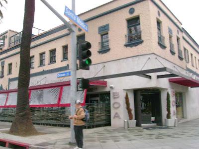 Ocean Ave. and Santa Monica Blvd.