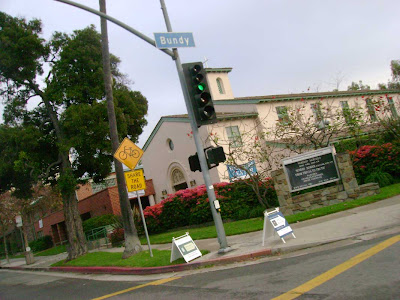San Vicente Blvd. - Brentwood