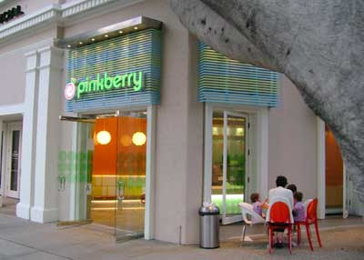 Pinkberry Brentwood