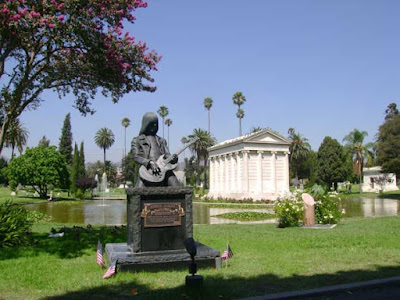 Johnny Ramone Monument