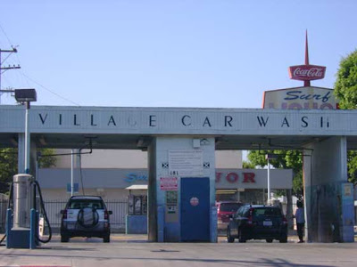 Village Car Wash - Ocean Park and Main Street