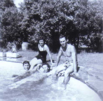 Louis, Doralice, Ruth, Earl