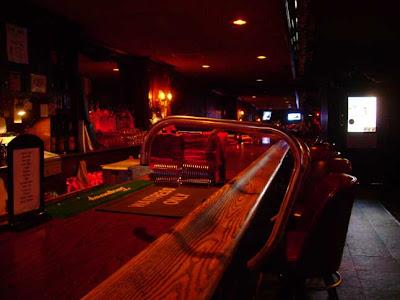 the Bar itself
