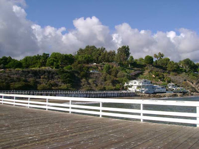 View of Southern End of Pier