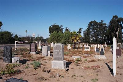 Japanese-American Cemetery, Oxnard