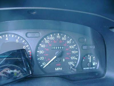 68666 miles on my 1996 Mercury