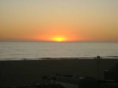 Thursday Night's Sunset
