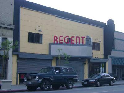 Regent Theatre 1914