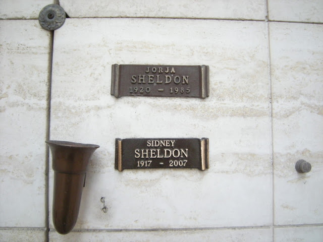 Deathday: Sidney Sheldon 1917-2007 RIP