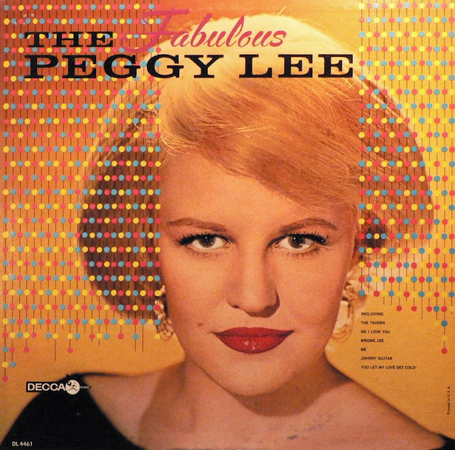 Deathday: Peggy Lee  1920-2002 RIP