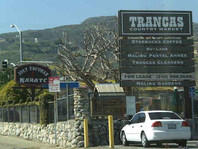 Trancas Canyon - Malibu
