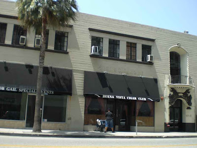 Buena Vista Cigar Club - Beverly Hills