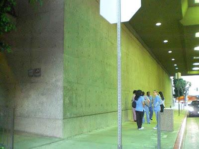 Cedars - the green light - West Hollywood