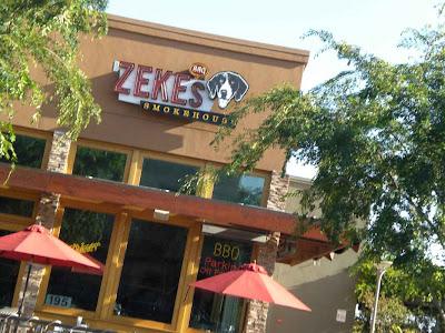 Zeke's Smokehouse - West Hollywood