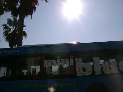 Sunny Day in Santa Monica