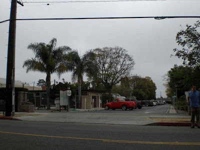Trailer Park on a Dreary Day - Santa Monica