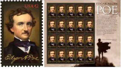 New Poe Stamp