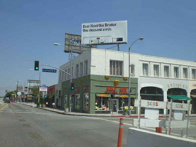 Melrose & Larchmont - Hollywood