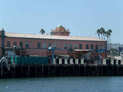 San Pedro Wharfs