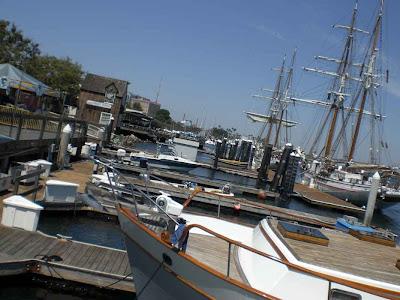 Spirit Cruises Berth 77C - San Pedro