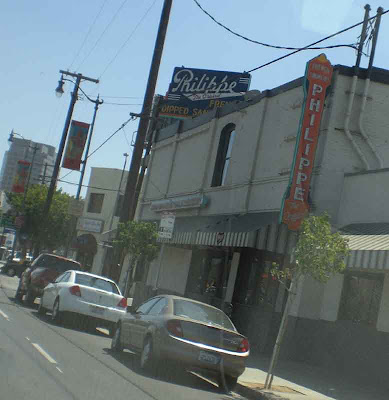 Philippe's The Original French Dip Sandwiches - Downtown L.A.