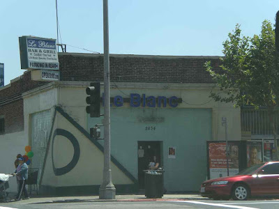 Le Blanc Bar & Grill - Lincoln Heights