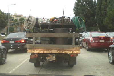 You Really Don't Want To Get Stuck Behind This Guy