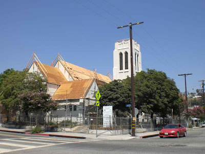 One of God's Houses is Under Construction - Lincoln Heights