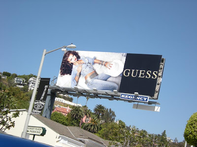 Guess on the Sunset Strip - West Hollywood