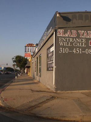 Slab Yard - Santa Monica