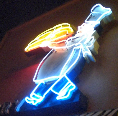 Neon Chef at Canter's - Fairfax