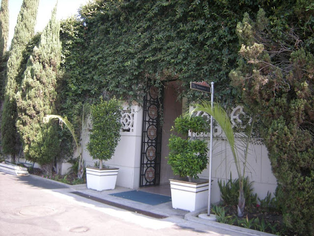 Beth Olam Mausoleum at the Hollywood Forever Cemetery, Hollywood