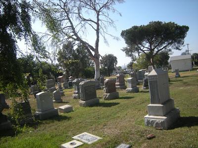 Angelus-Rosedale Cemetery - Los Angeles
