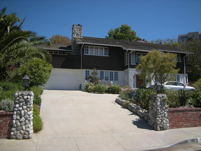 Mary Miles Minter's Santa Monica house