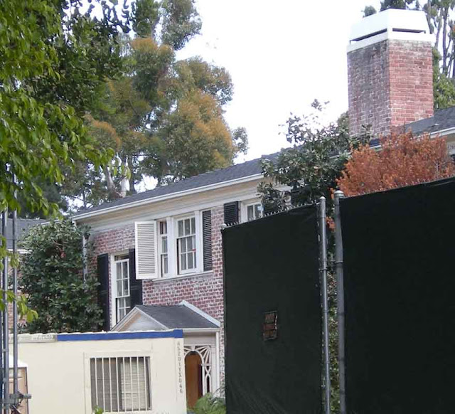 Bogie's Mansion in Holmby Hills