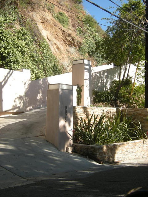 Lenny Bruce's Hollywood Hills Home