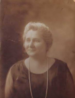 Grandmother Minnie Richter