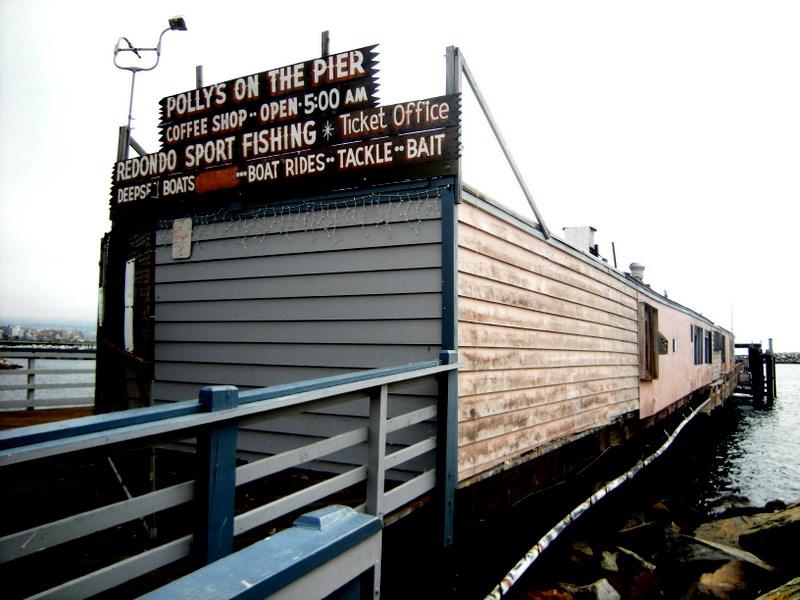 L a kompany redondo sport fishing pier for Redondo sport fishing