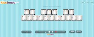 tastiera virtuale kisstunes
