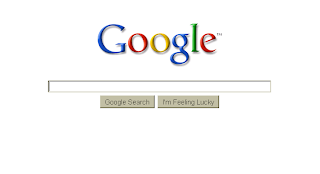 google, minimalista, fade