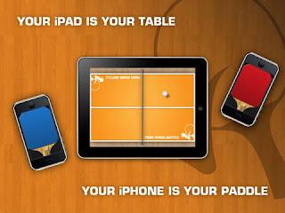 ping-pong, per, iphone, ipad