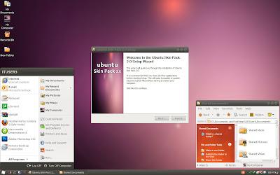trasformare windows xp in ubuntu