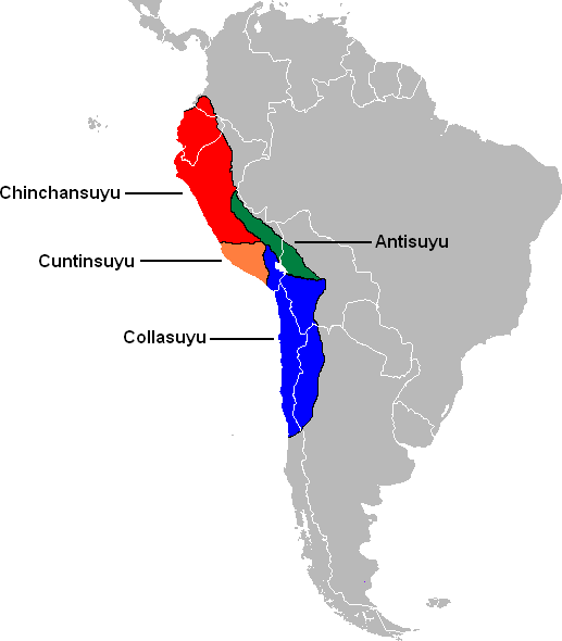Легенды Альтиплано и Амазонии Inca_Empire_South_America