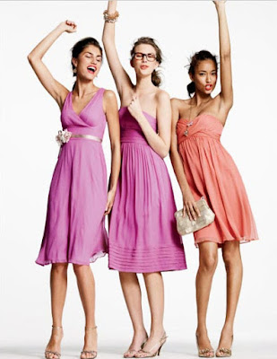 Do Bridesmaid Dresses Have to Match?