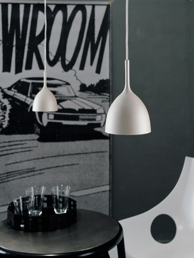 le blog des luminaires design suspension luminaire design drink rotaliana. Black Bedroom Furniture Sets. Home Design Ideas