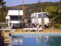 Plataforma de AC do Alenquer Camping