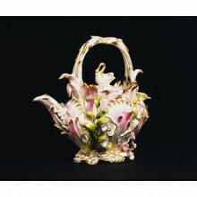 Coalport Porcelain Teapot 1830