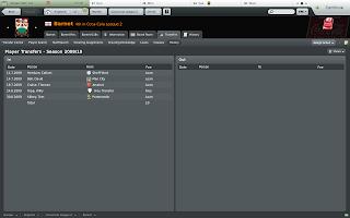 Football Manager 2010 Barnet
